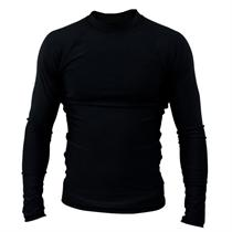 Long Sleeve Clinch Gear Rashguard - Black